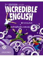 Incredible English  Activity Book 5