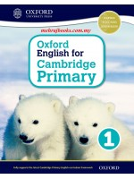 Oxford English for Cambridge Primary 1