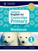 Oxford English for Cambridge Primary Workbook 1