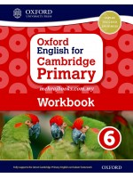 Oxford English for Cambridge Primary Workbook 6