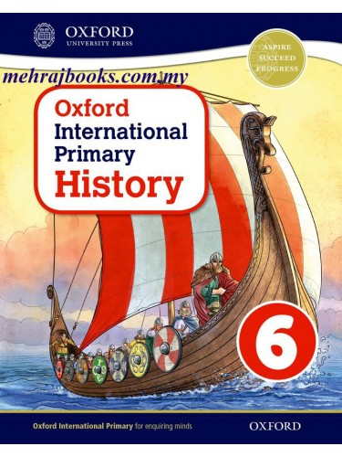 Oxford International Primary History 6
