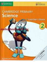 Cambridge Primary Science Learner's Book 2