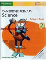 Cambridge Primary Science Activity Book 2