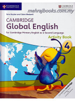 Cambridge Global English Activity Book 4