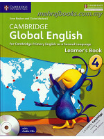 Cambridge Global English Learner's Book 4 with Audio CDs