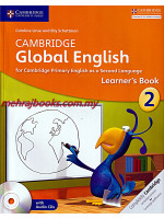 Cambridge Global English Learner's Book 2 with Audio CDs