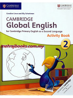Cambridge Global English Activity Book 2