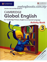 Cambridge Global English Activity Book 3