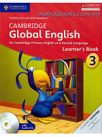 Cambridge Global English Learner's Book 3 with Audio CDs