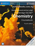 Cambridge IGCSE Chemistry Coursebook Fourth Edition With CD-ROM