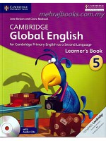 Cambridge Global English Learner's Book 5 with Audio CDs