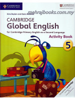 Cambridge Global English Activity Book 5