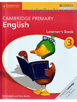 Cambridge Primary English Learner's Book 3
