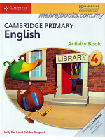 Cambridge Primary English Activity Book 4