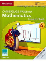 Cambridge Primary Mathematics Learner's Book 4