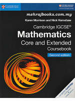 Cambridge IGCSE Mathematics Core and Extended Coursebook Second Edition