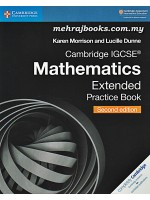 Cambridge IGCSE Mathematics Extended Practice Book Second Edition