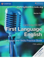 Cambridge IGCSE First Language English Language and Skills Practice Book Fifth Edition