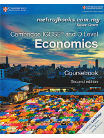 Cambridge IGCSE and O Level Economics Coursebook Second Edition