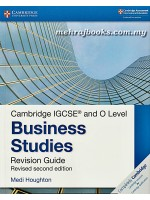 Cambridge IGCSE and O Level Business Studies Revision Guide Revised Second Edition