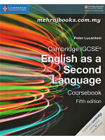 Cambridge IGCSE English As A Second Language Coursebook Fifth Edition