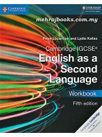 Cambridge IGCSE English As A Second Language Workbook Fifth Edition