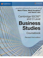 Cambridge IGCSE and O Level Business Studies Coursebook Revised Third Edition
