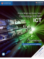 Cambridge IGCSE ICT Coursebook Revised Second Edition With CD-ROM