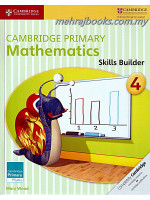 Cambridge Primary Mathematics Skills Builder 4