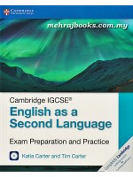 Cambridge IGCSE English As A Second Language Exam Preparation and Practice With Audio CD