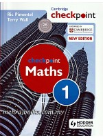 Cambridge Checkpoint Maths 1-New Edition