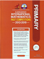 Kangaroo International Mathematics Past Competitions 2013-2019 Primary 3 & 4 (Age 9-10)-Trilingual