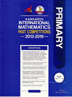 Kangaroo International Mathematics Past Competitions 2013-2019 Primary 5 & 6 (Age 11 & 12)-Trilingual