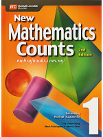 New Mathematics Counts 2nd Edition Secondary 1 Normal (Academic)