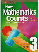 New Mathematics Counts 2nd Edition Secondary 3 Normal (Academic)