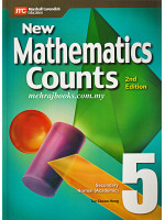 New Mathematics Counts 2nd Edition Secondary 5 Normal (Academic)