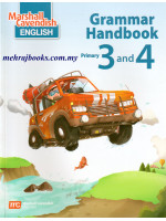 Marshall Cavendish English Grammar Handbook Primary 3 and 4