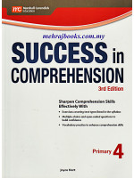 Success in Comprehension Primary 4-3rd Edition