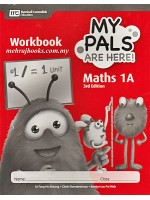 My Pals Are Here ! Maths 1A Workbook 3rd Edition