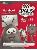 My Pals Are Here ! Maths 1B Workbook 3rd Edition