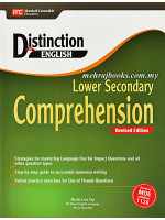 Distinction in English Lower Secondary Comprehension
