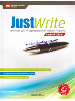 Justwrite Composition Guide for Upper Secondary and Integrated Programme