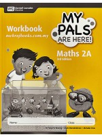 My Pals Are Here ! Maths 2A Workbook 3rd Edition