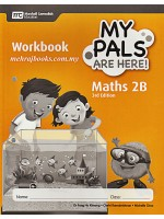 My Pals Are Here ! Maths 2B Workbook 3rd Edition