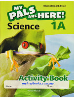My Pals Are Here! Science Activity Book 1A