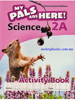 My Pals Are Here! Science Activity Book 2A