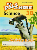 My Pals Are Here! Science Activity Book 3B