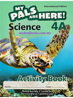 My Pals Are Here! Science Activity Book 4A
