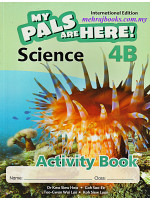 My Pals Are Here! Science Activity Book 4B