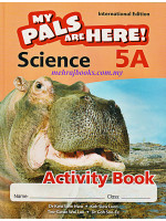 My Pals Are Here! Science Activity Book 5A